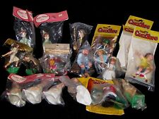Lot of 16 Vintage Wilton Cake Toppers From 1970s - 1980s Still in Packages