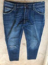 DOLCE and Gabbana Uomini Jeans Taglia 46 superba PLACCA 100% Autentico Raro