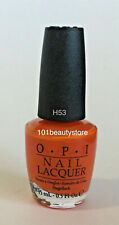 Opi Nail Lacquer A Roll In The Hague 0.5oz *New*