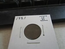 1921 - Canada 1 cent - Canadian penny -