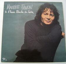 MAURICE FANON . A L'HEURE BLANCHE DU LAITIER . LP