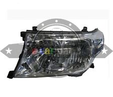 TOYOTA LANDCRUISER 200 SERIES UZJ/VDJ200R 8/2007-ON HEADLIGHT LEFT HAND SIDE