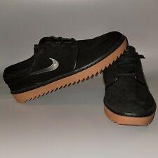"Nike Janoski Golf Shoes Men's Size 9.5 ""Black Gum"" (AT4967-003)"