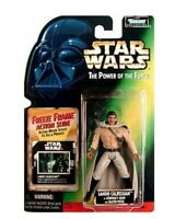 Star Wars Power of The Force Lando Calrissian Freeze Frame Action Figure