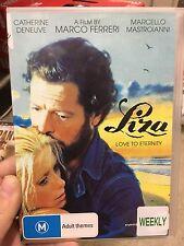 Liza - Love To Eternity ex-rental region 4 DVD (1972 drama movie) * * cheap * *
