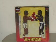 "Muhammad Ali Vs Joe Frazier 12"" SLU figures"