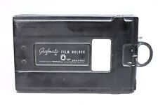 GRAFLEX GRAFMATIC 45 FILM HOLDER 4x5 SHEET FILM #5 -- 6 septums