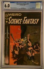 Weird Science Fantasy #29 CGC 6.0