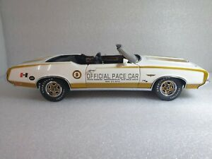 1:18 Exact Detail Replicas 1972 Hurst Oldsmobile Indy Pace Car