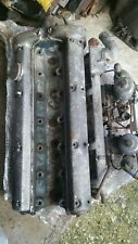 Jaguar Mk 2 3.8 cylinder head with carbs