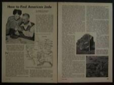 How To find American Jade Jadeite Nephite 1952 Russell MacFall article