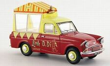 Oxford Commercial 1/43 Ford Anglia 307E Di Maschios Ice Cream Truck ANG039