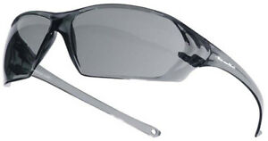 Bolle Prism Smoke Lens Safety Sunglasses with FREE neckcord to keep glasses safe