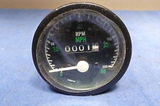 Go Cart  Speedometer  40 MPH,300370,NEW