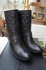 Clarks Movie Stage, Bottes femme - Noir , 41 EU (7 UK)  ////SOLDE\\