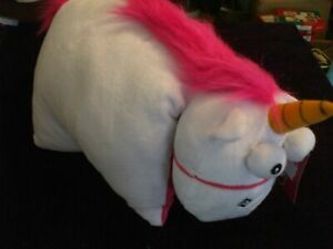 Despicable Me Fluffy the Unicorn Cushion