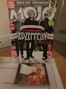 Mojo Music Magazine December 2012LED ZeppelinMadness etc including lets move CD