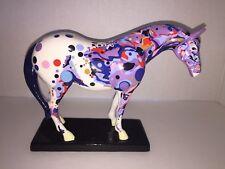 The Trail of Painted Ponies 1E/3933 MOSAIC APPALOOSA #1466 Beautiful RARE