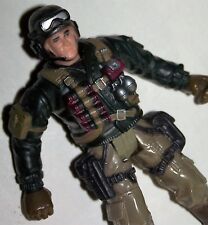 Chap Mei Lt Cooper Tank Commander Action Figure - Combat - 3 3/4 Figure