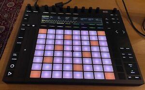 Ableton Push 2 for Ableton Live