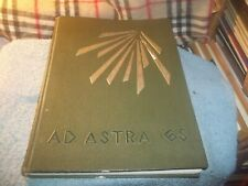 1965 RAMAPO REGIONAL HIGH SCHOOL YEARBOOK FRANKLIN LAKES NJ  AD ASTRA