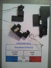 Enceintes / Hauts parleurs pour PACKARD BELL EN DT85-CU
