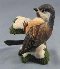 Meise Hutschenreuther figur Vogelfigur porzellanfigur tit figurine Granget