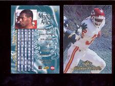 1997 CE Collectors Edge Masters MARCUS ALLEN Kansas City Chiefs Card