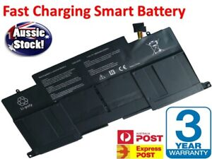 Fast Charging ASUS C22-UX31 C23-UX31 Battery for ZenBook UX31 UX31A UX31E *2020*