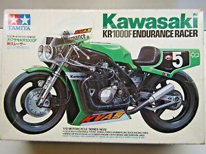 Tamiya Vintage 1:12 Scale Kawasaki KR1000F Endurance Racer Model Kit # 1412*900