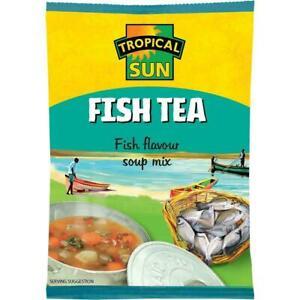 3 x Tropical Sun Fish Tea Soup Mix 50g