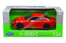 WELLY 1:24 W/B NISSAN S-15 Diecast Car Model Red Color 22485