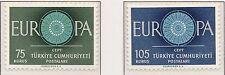 Europa CEPT 1960 Turkije 1774-1775 - POSTFRIS MNH