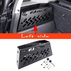 Aluminum alloy Trunk Storage Box Chest Organizer For Toyota FJ Cruiser 2007-2020