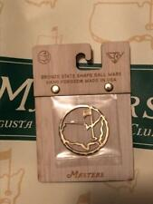 2018 Masters Berckmans Place Seamus Hand Forged Bronze Ball Mark Coin