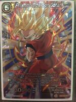 BT6-082 SR Finishing Blow Son Gohan Dragon Ball Super Card Game Mint