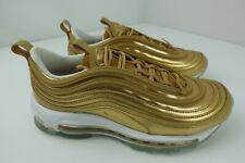 Nike Air Max 97 QS Women's Size 6 Metallic Gold Medal CJ0625-700 New