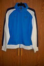Women's Blue NIKE Zip Front TEAM USA OLYMPICS 2010 WIND Jacket L(12-14) NWT