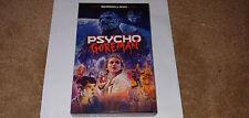 PSYCHO GOREMAN PG VHS Tape Big Box Edition, Graham Humphreys Artwork  Limited 50