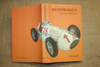 Sammlerbuch Rennwagen, Oldtimer, 1895-1965, Bugatti, Ferrari, DKW, Autounion