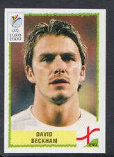 Panini UEFA Euro 2000 Football Sticker - No 85 - David Beckham (S590)