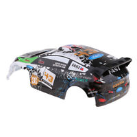 Pre-Painted RC Body Shell Bodywork for WLtoys K989 1/28 Scale Rally Car