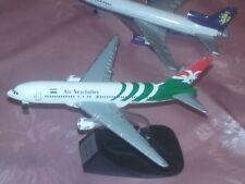 modellino metallo Boeing 767-300 ER Air Seychelles  Airplanes Scala 1:500 ottimo