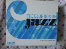CD de musique compilation en coffret pour jazz