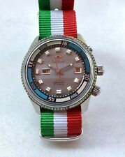 RARE Vintage Orient King Diver KD Automatic Gents Silver Dial 3 watch