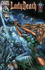 Chaos Comics Lady Death #6 July 1998 Bagged/Boarded/Unread High Grade