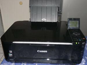 Canon MG5250 Multifunktions-Drucker, OHNE DRUCKKOPF, getestet, Guter Zustand,