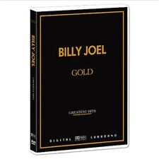 Billy Joel - Gold Greatest Hits DVD (New & Sealed)