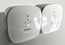 Belkin N300 Wall Plug Mounted Universal Wi-Fi Range Extender/Wireless Signal Boo