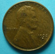 *1932-D* Lincoln Wheat Cent vf-xf nice coin free shipping